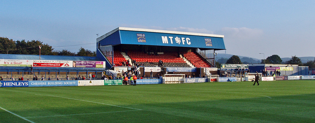 The Best Eleven Pictures England League Two Stadiums