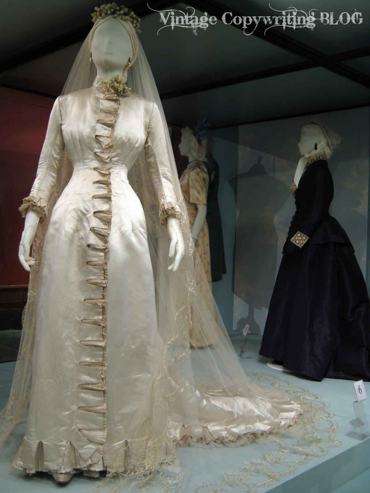 emily kitchins victorian and very victorian wedding dress Vintage Copywriting Blog