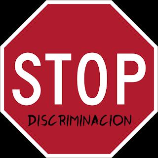 Stop discriminación
