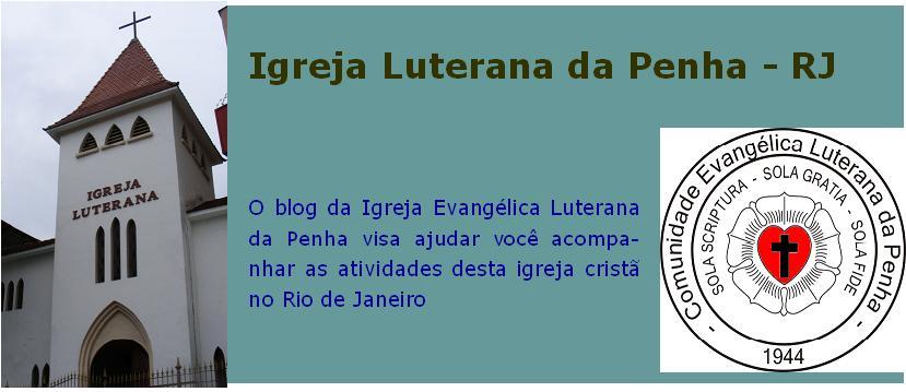 Igreja Luterana da Penha - RJ