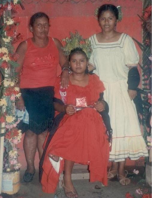 India Bonita de 1995-1996