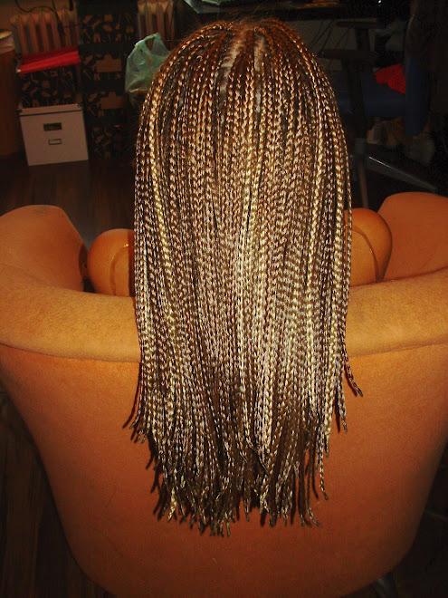 250szt- jasny brąz 12 i blond 24