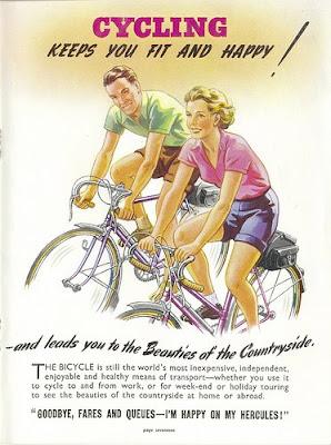 hercules vintage cycling