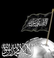khilafah, bendera hitam, syare`at islam, daulah islamiyah