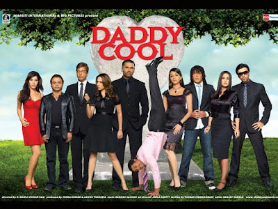Daddy Cool movie, Daddy Cool songs, download hindi songs, Daddy Cool Hindi Movie MP3 Songs.