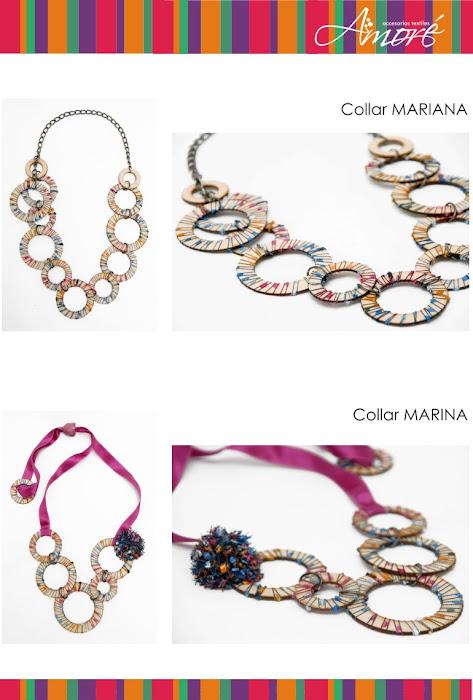 Collar MARIANA Y MARINA