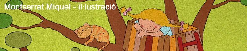 Montserrat Miquel - il·lustració