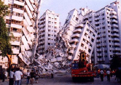 Movimientos sísmicos y terremotos en el mundo
