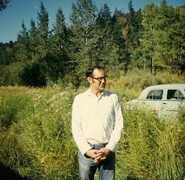 Dad in the great outdoors, Montana