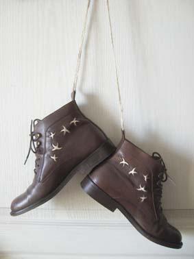 c t vintage vintage boots vendues. Black Bedroom Furniture Sets. Home Design Ideas