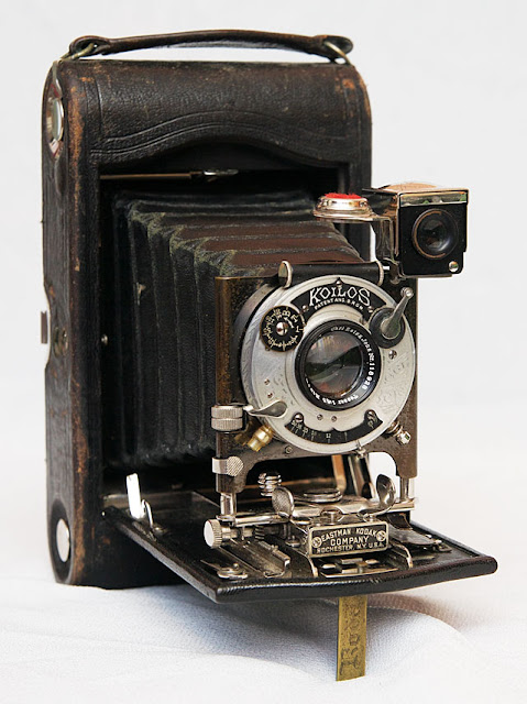 Фотоаппарат ретро складной мех, гармошка, старый винтаж 3 SPECIAL KODAK, MODEL A