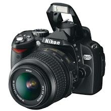 MY NIKON D60