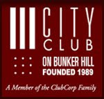 City Club on Bunker Hill