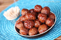 Sweet and Sour Meatballs {Easy!}