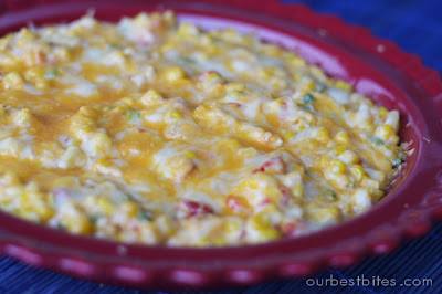 Hot Corn Dip - Our Best Bites