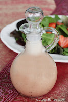 Honey Red Wine Vinaigrette