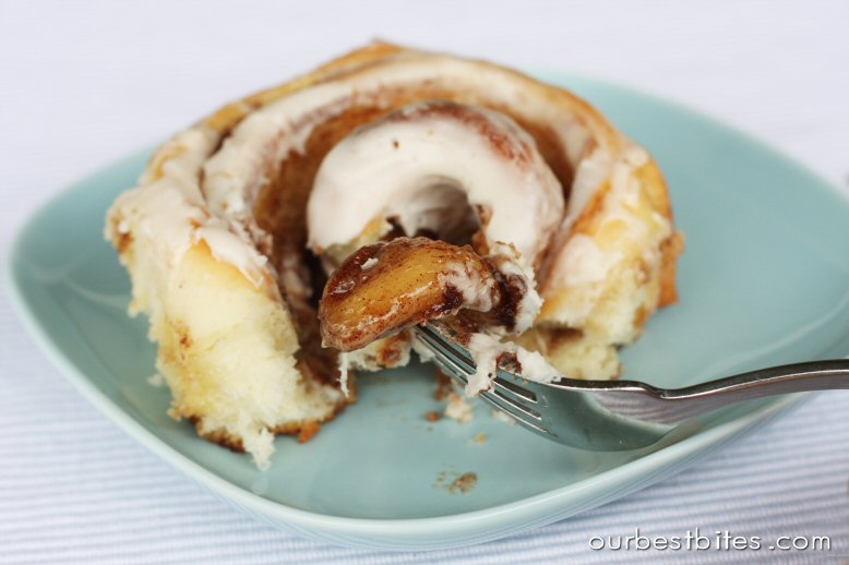 Everyday Cinnamon Rolls