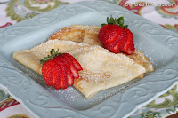 Tutorial: Crepes {& Smith Family Thin Cakes}