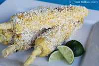 { Elote } Mexican Corn on the Cob