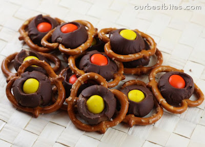 Quick and easy halloween desserts for Quick and easy halloween treats to make