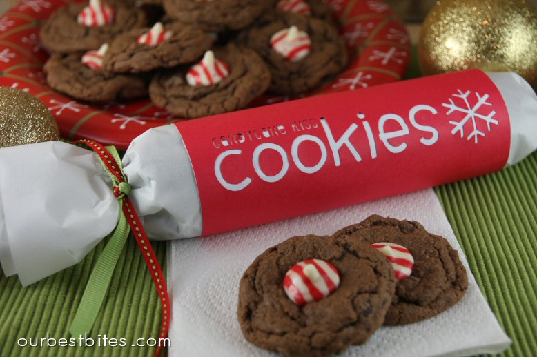 Diy gifts on pinterest cookie dough frozen cookie dough for Christmas cookies to make for gifts