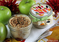 Single Serving Pie in a Jar