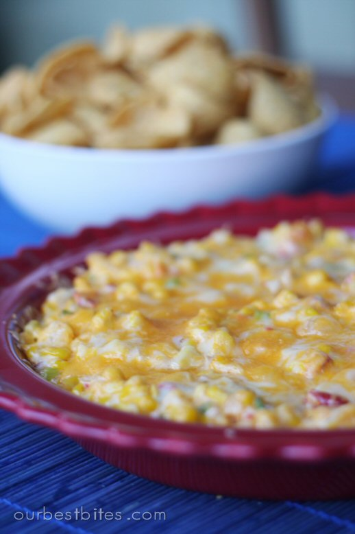 Hot White Bean Dip : This dip is actually fairly healthy,