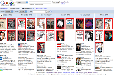 Picture+1 Google News Timeline