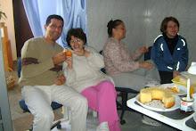 Almoço Comunitário Laboratório Reiki 31/08