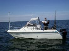 Ryds 600 Big fish-Suzuki DF 115