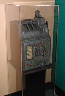 Queensland Police Museum - Pokie Machine