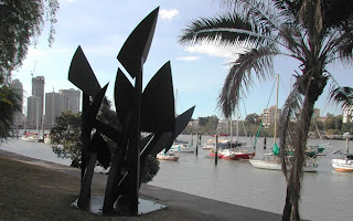 Plant Form Sculpture