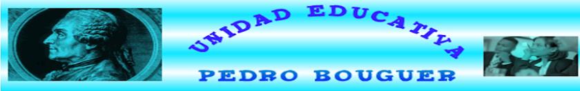 U.E. PEDRO BOUGUER