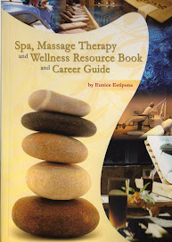 The Spa, Massage Therapy and Wellness Resource Book and Career Guide
