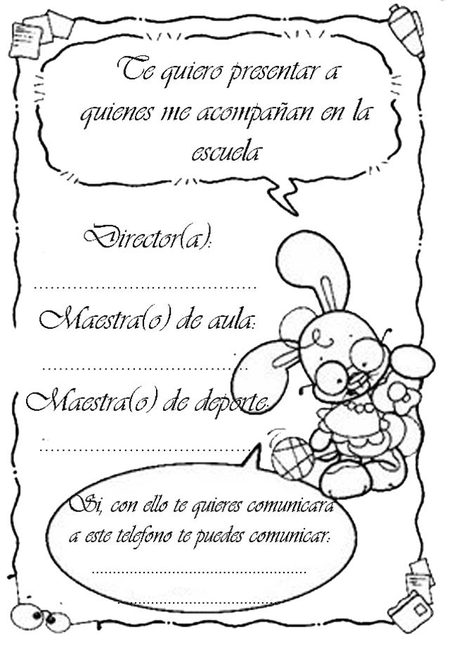El rincon de la maestra notas para el cuaderno for Aeiou el jardin de clarilu mp3