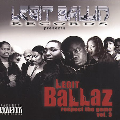 Twista - Legit Ballaz - Respect The Game Vol. 3