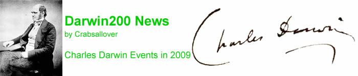 Darwin 200 News
