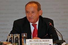 UNFCCC Executive Secretary
