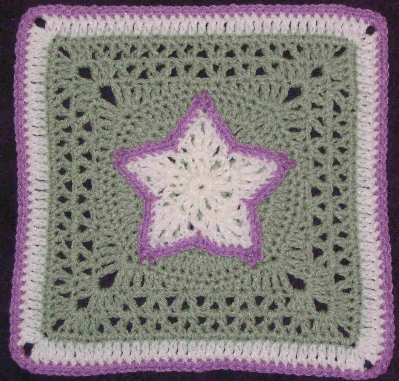 Yarncrazy Crochet World Star Overlay