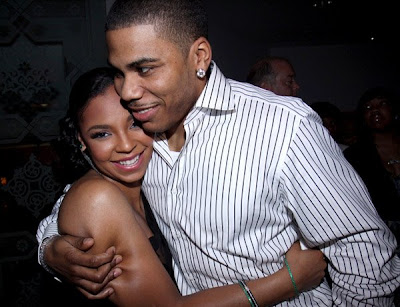"Nelly & Family Attends Ashanti's Opening night of ""The Wiz"""