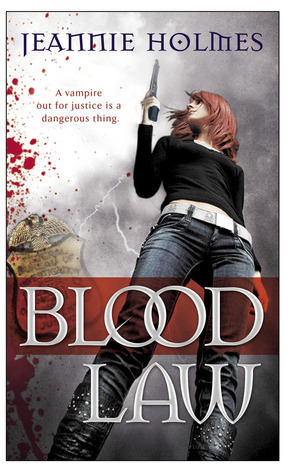 Review: Blood Law by Jeannie Holmes