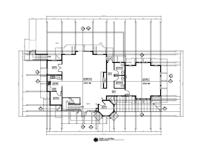 Construction Drawing Symbols