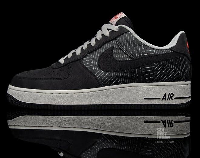 Light Low Force SoleSurvivor Air Nike 1 Bone Detroit Black wx0FT