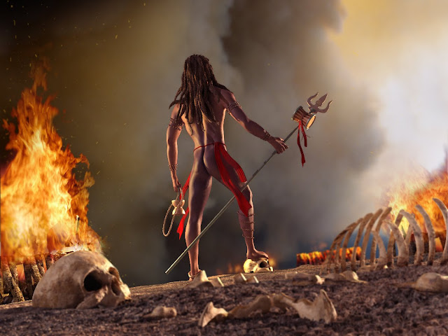 Aghori Sadhus - Ritual Sekte Pemakan Mayat