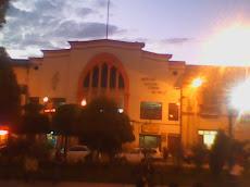 Auditorio   del  valle  Huancayo
