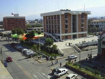 MUNICIPALIDAD  DE  HUANCAYO