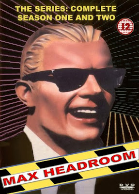 Max HeadRoom dirigida por Annabel Jankel