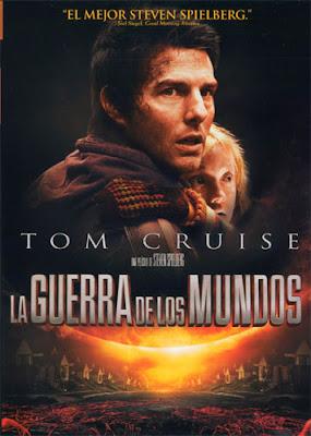 La guerra de los mundos dirigida por Steven Spielberg