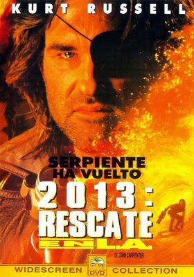 2013: Rescate en L.A dirigida por John Carpenter