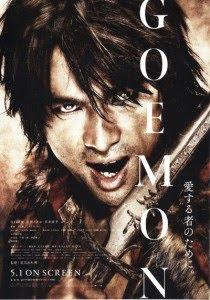 Goemon dirigida por Kazuaki Kiriya